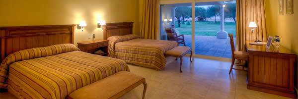 Estancia Cortaderas rooms