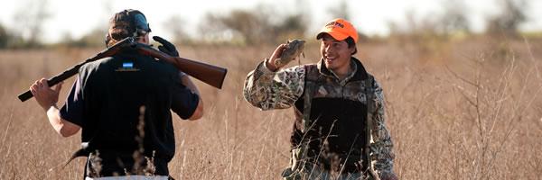 Perdiz hunting